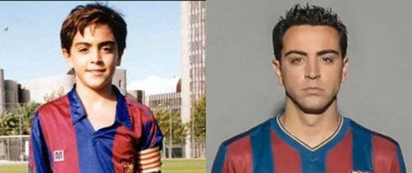 Những hình ảnh ngộ nghĩnh của sao bóng đá thời ấu thơ 25