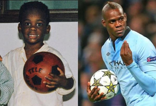 Những hình ảnh ngộ nghĩnh của sao bóng đá thời ấu thơ 22