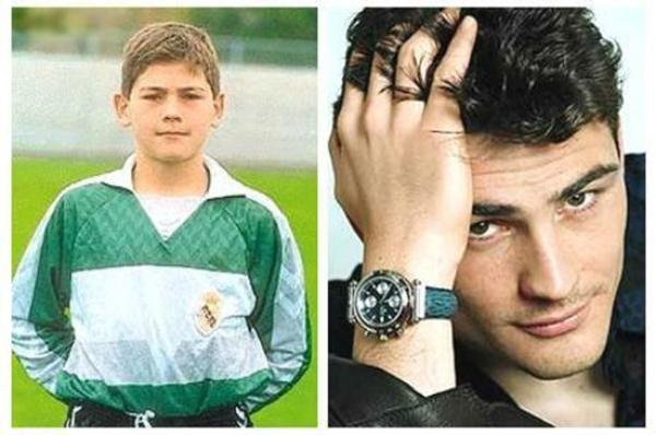 Những hình ảnh ngộ nghĩnh của sao bóng đá thời ấu thơ 21