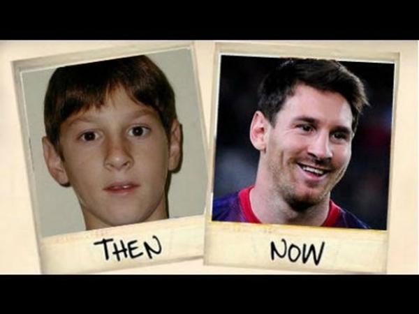 Những hình ảnh ngộ nghĩnh của sao bóng đá thời ấu thơ 20