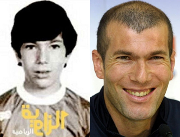 Những hình ảnh ngộ nghĩnh của sao bóng đá thời ấu thơ 17