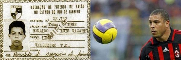 Những hình ảnh ngộ nghĩnh của sao bóng đá thời ấu thơ 16