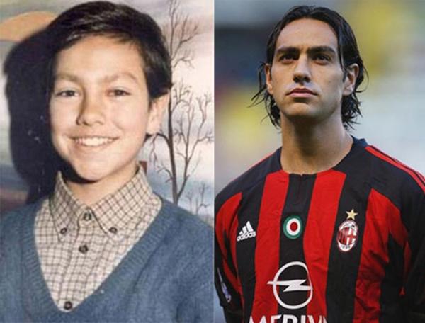 Những hình ảnh ngộ nghĩnh của sao bóng đá thời ấu thơ 15