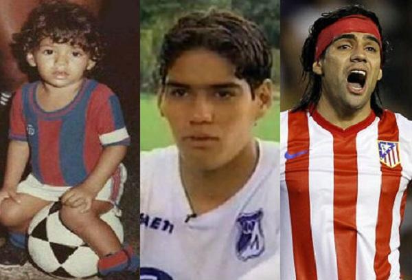Những hình ảnh ngộ nghĩnh của sao bóng đá thời ấu thơ 11
