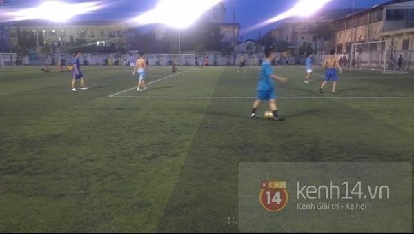 Hà Nội: Điểm danh các sân cỏ nhân tạo cho fan mê bóng đá (Phần 2) 1