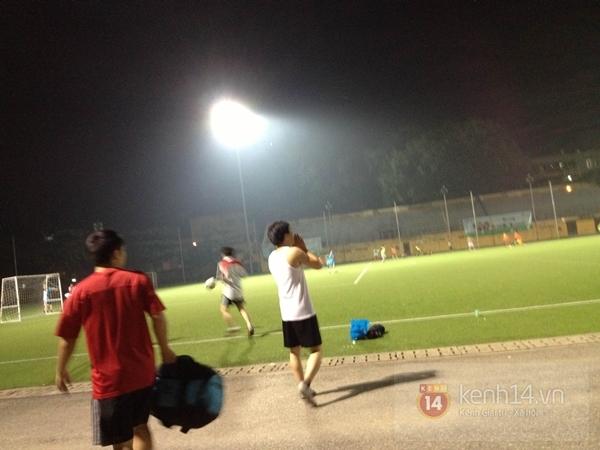 Hà Nội: Điểm danh các sân cỏ nhân tạo cho fan mê bóng đá (Phần 2) 9