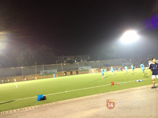 Hà Nội: Điểm danh các sân cỏ nhân tạo cho fan mê bóng đá (Phần 2) 10