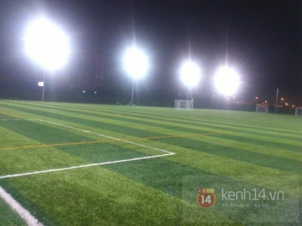 Hà Nội: Điểm danh các sân cỏ nhân tạo cho fan mê bóng đá (Phần 2) 6