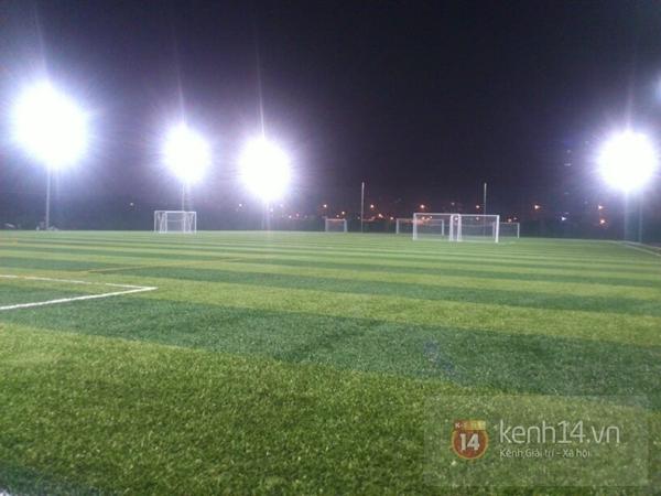 Hà Nội: Điểm danh các sân cỏ nhân tạo cho fan mê bóng đá (Phần 2) 5