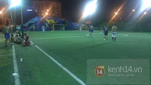 Hà Nội: Điểm danh các sân cỏ nhân tạo cho fan mê bóng đá (Phần 1) 5