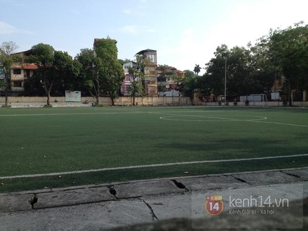 Hà Nội: Điểm danh các sân cỏ nhân tạo cho fan mê bóng đá (Phần 1) 10