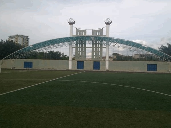 Hà Nội: Điểm danh các sân cỏ nhân tạo cho fan mê bóng đá (Phần 1) 12