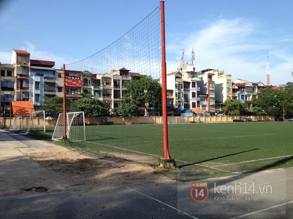 Hà Nội: Điểm danh các sân cỏ nhân tạo cho fan mê bóng đá (Phần 1) 1