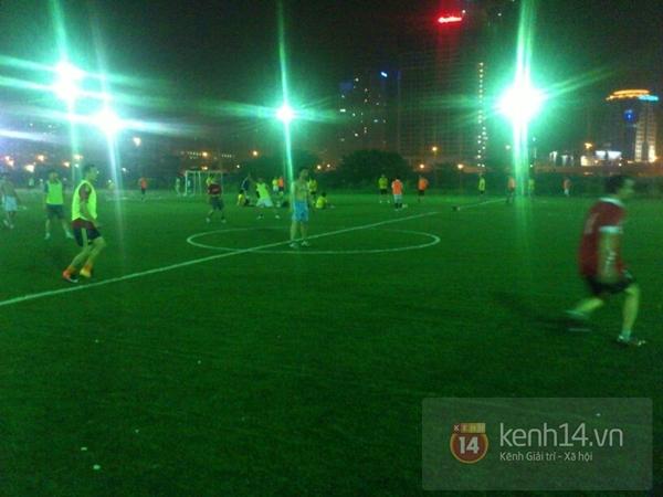 Hà Nội: Điểm danh các sân cỏ nhân tạo cho fan mê bóng đá (Phần 2) 7