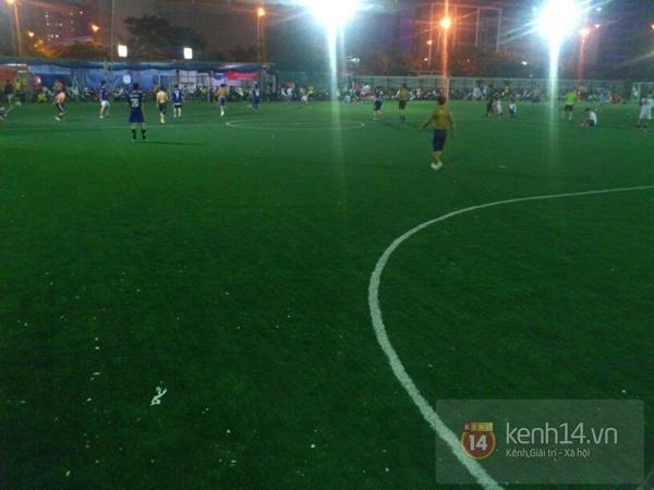 Hà Nội: Điểm danh các sân cỏ nhân tạo cho fan mê bóng đá (Phần 2) 8