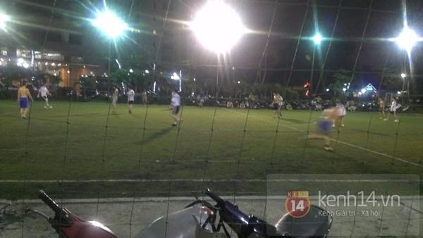 Hà Nội: Điểm danh các sân cỏ nhân tạo cho fan mê bóng đá (Phần 1) 4