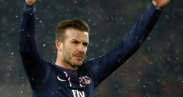 Beckham gây chú ý với mái tóc dài bất thường 5