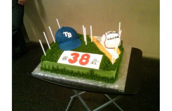 Loạt bánh sinh nhật hình cặp mông, con voi, xe đua... siêu độc của các sao thể thao 20