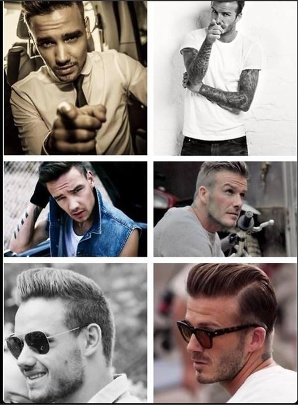 """Phát hiện ra """"bản sao"""" giống tới từng chi tiết của David Beckham 3"""