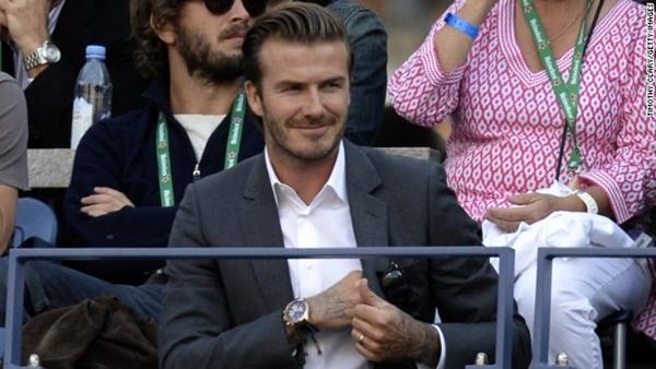 Beckham và LeBron James hợp tác làm ăn 1