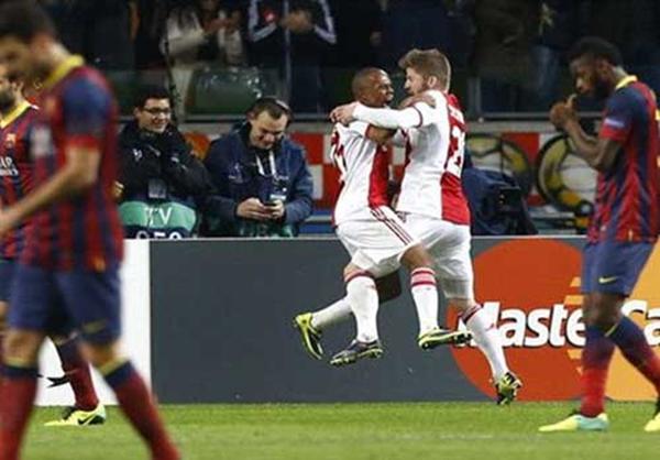 Tai nạn khi ăn mừng bàn thắng, fan Ajax rơi tự do từ độ cao 10 mét 4