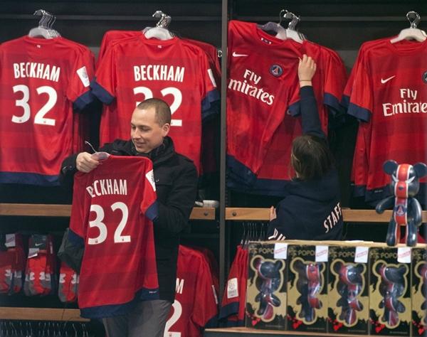 Zoom vào khối tài sản kếch xù của vợ chồng Beckham 5