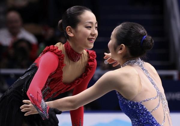 Kim Yuna – Mao Asada: Kỳ phùng địch thủ của làng trượt băng nghệ thuật 11