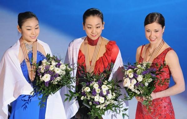 Kim Yuna – Mao Asada: Kỳ phùng địch thủ của làng trượt băng nghệ thuật 12