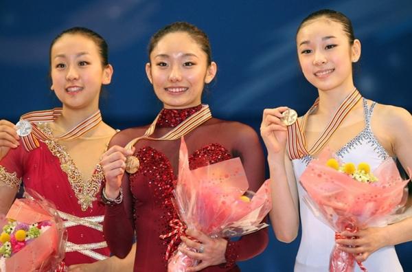 Kim Yuna – Mao Asada: Kỳ phùng địch thủ của làng trượt băng nghệ thuật 4