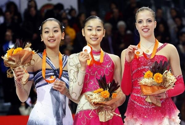 Kim Yuna – Mao Asada: Kỳ phùng địch thủ của làng trượt băng nghệ thuật 5