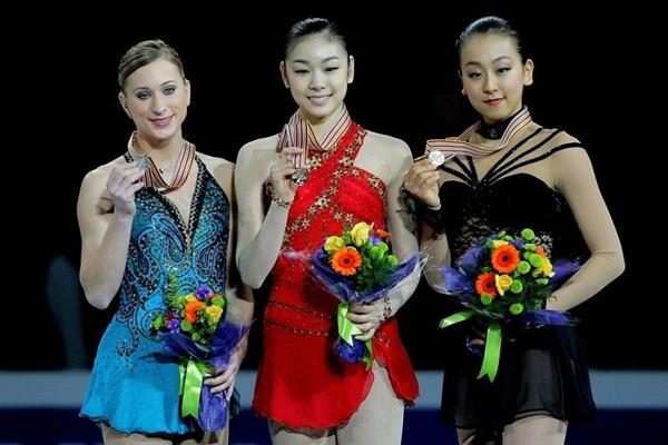 Kim Yuna – Mao Asada: Kỳ phùng địch thủ của làng trượt băng nghệ thuật 8