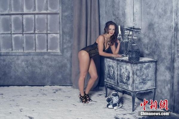 Hoa khôi thể thao nước Nga tung ảnh nóng mừng Thế vận hội 6