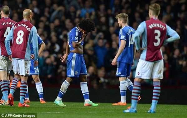 Tổng hợp Premier League: Chelsea thua bất ngờ 2