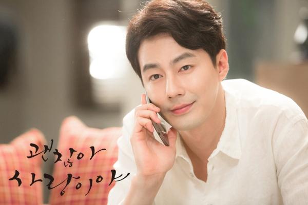 """Những """"ông hoàng"""" của màn ảnh nhỏ Hàn Quốc năm 2014 9"""