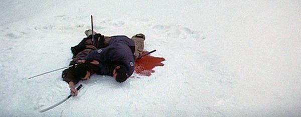 Những phim Nhật có cảnh tuyết rơi làm nao lòng người xem 8