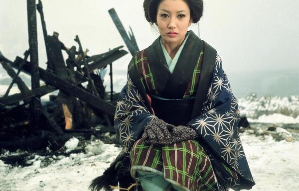 Những phim Nhật có cảnh tuyết rơi làm nao lòng người xem 9