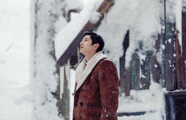 Những phim Nhật có cảnh tuyết rơi làm nao lòng người xem 12