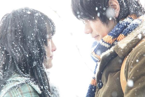 Những phim Nhật có cảnh tuyết rơi làm nao lòng người xem 2