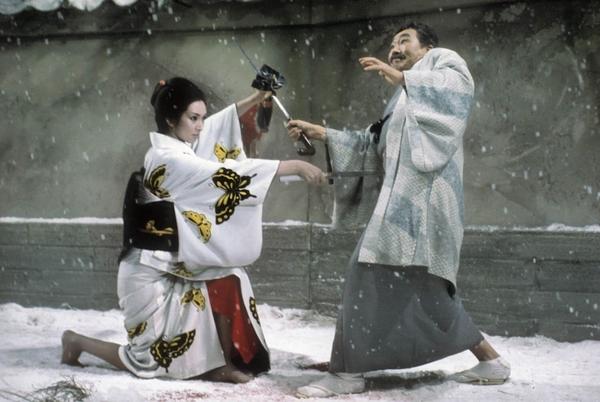 Những phim Nhật có cảnh tuyết rơi làm nao lòng người xem 3