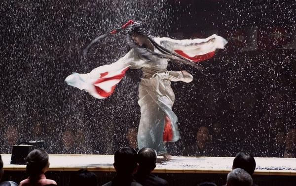 Những phim Nhật có cảnh tuyết rơi làm nao lòng người xem 5