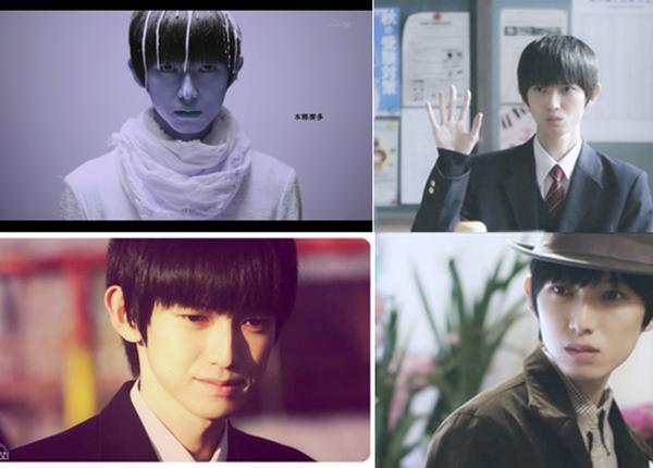 """Những nam diễn viên 9x """"thống trị"""" màn ảnh Nhật năm 2014 1"""