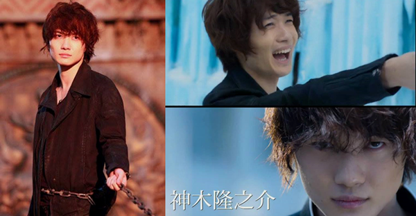 """Những nam diễn viên 9x """"thống trị"""" màn ảnh Nhật năm 2014 3"""