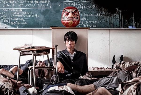 """Những nam diễn viên 9x """"thống trị"""" màn ảnh Nhật năm 2014 8"""