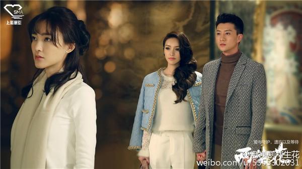 Lưu Khải Uy xử đẹp bạn trai cũ của cô vợ hờ 4