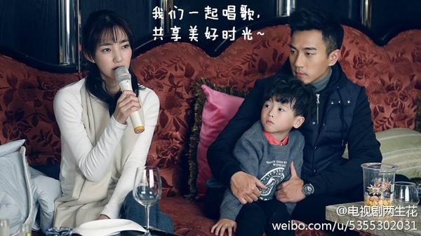 Lưu Khải Uy xử đẹp bạn trai cũ của cô vợ hờ 5