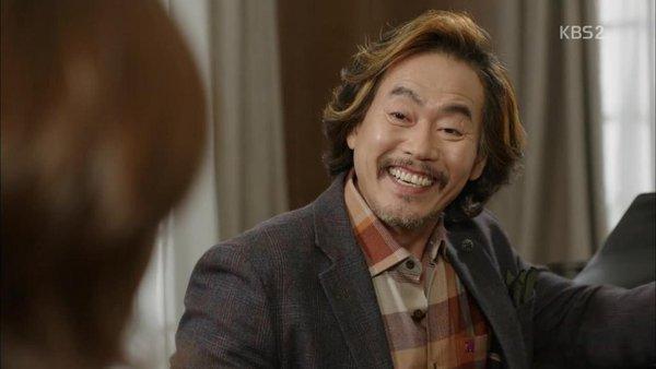 Những cảnh xấu hổ đáng yêu trong phim truyền hình Hàn 1