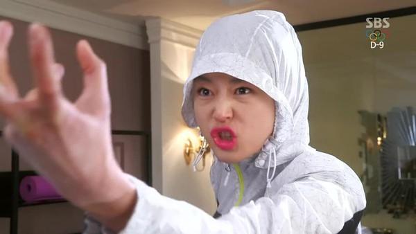 Những cảnh xấu hổ đáng yêu trong phim truyền hình Hàn 2