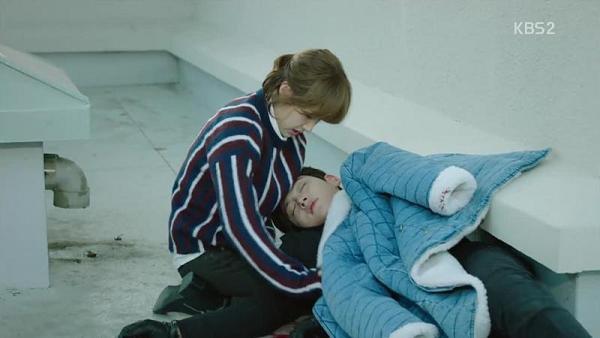 """""""Healer"""": Fan bấn loạn khi thấy Park Min Young chủ động hôn Ji Chang Wook 2"""