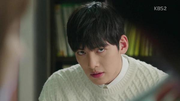 """""""Healer"""": Fan bấn loạn khi thấy Park Min Young chủ động hôn Ji Chang Wook 5"""