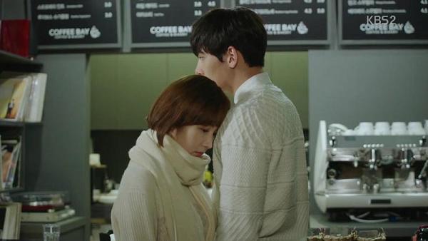 """""""Healer"""": Fan bấn loạn khi thấy Park Min Young chủ động hôn Ji Chang Wook 7"""